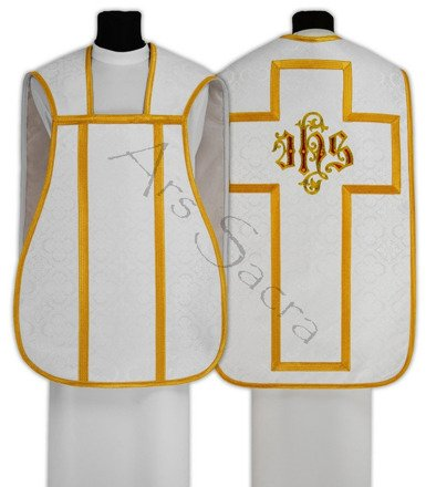 Chasuble romaine RH4-B25