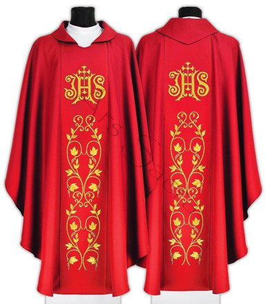 Gothic Chasuble 540-F