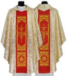 Gothic Chasuble 516-KC14