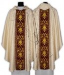 Gothic Chasuble 557-KC25