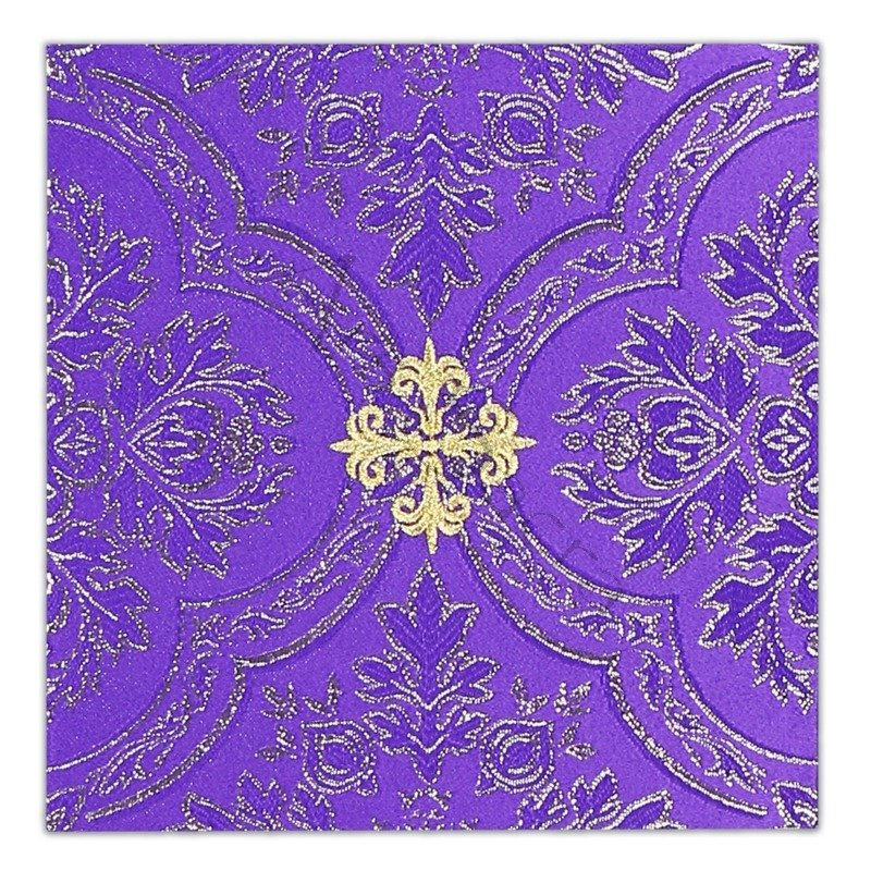bourse bur f14 violet bourse manipule voile de calice alby kapy szaty. Black Bedroom Furniture Sets. Home Design Ideas