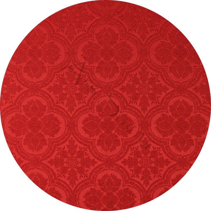 tissu damass fabric c25 rouge autres tissu au metre. Black Bedroom Furniture Sets. Home Design Ideas