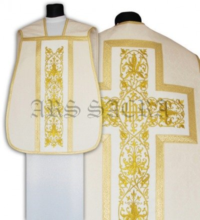 Chasuble romaine R630-B25