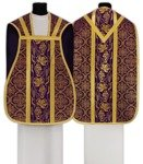 Chasuble romaine R015-F14