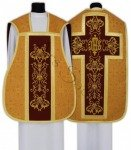 Chasuble romaine R528-GC16